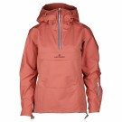 Amundsen peak anorak Woman Weathered red thumbnail