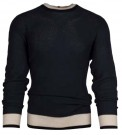 Amundsen Sports Drifter Sweater Men Blue Surf thumbnail