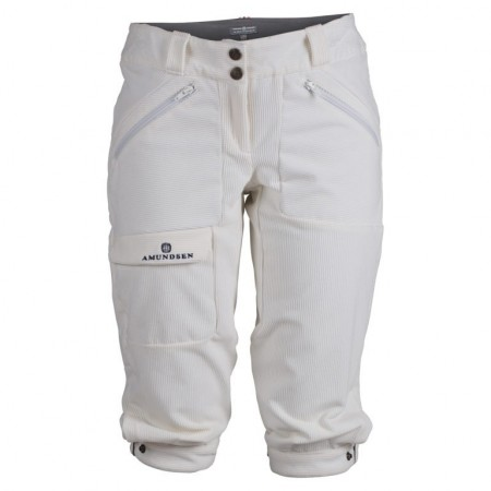 Amundsen Concord regular knickerbockers white