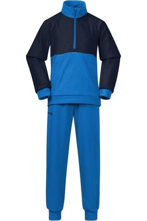 Bergans Smådøl V4 Kids Set Strong blue/navy