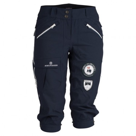Amundsen Peak Knickerbockers Faded navy