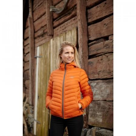 Scandinavian Explorer Dunjakke dame sennepsgul | | SQOOP